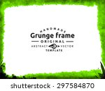 grunge frame   abstract texture....