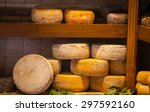 Different Types Of Cheese On A...