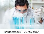 Lab  Researcher  Research.