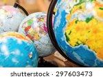 Classroom globes
