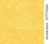 seamless floral pattern.... | Shutterstock .eps vector #297770264
