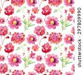 Hydrangea  Oleander Flowers...