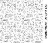 vector illustration back to...   Shutterstock .eps vector #297845123
