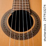 Acoustic Guitar. Strings....