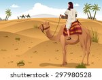 a vector illustration of... | Shutterstock .eps vector #297980528