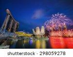 Firework In 50sg Festival In...