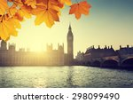 Autumn Leaves And Westminster ...