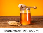 Honey Pot Preserved With...