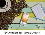 chiang mai   thailand july 20 ... | Shutterstock . vector #298129544