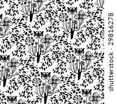 original nature wallpaper design | Shutterstock .eps vector #29816278