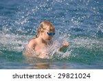 swim | Shutterstock . vector #29821024