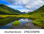 a view from slate river at... | Shutterstock . vector #298234898