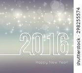 abstract blurred vector... | Shutterstock .eps vector #298255574