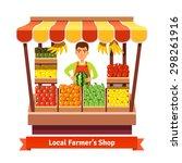 Local Farmer Produce Shop...