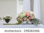 flowers for wedding table | Shutterstock . vector #298282406
