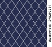 dark blue wavy seamless pattern.... | Shutterstock .eps vector #298291154