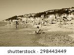 Trouville Sur Mer  France  ...