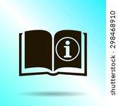 catalog vector icon | Shutterstock .eps vector #298468910