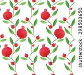 seamless background with...   Shutterstock . vector #298503650