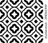 seamless pattern in style.... | Shutterstock .eps vector #298561949