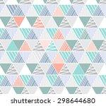 Color Of Geometric Seamless...