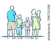 family   Shutterstock .eps vector #298711100