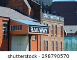 liverpool  united kingdom  ... | Shutterstock . vector #298790570