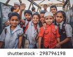mumbai  india   12 january 2015 ... | Shutterstock . vector #298796198
