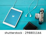 chiangmai  thailand  june 30 ... | Shutterstock . vector #298801166