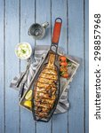 Small photo of Barbecue Rose Fish