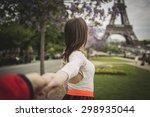 follow me travel to the paris   Shutterstock . vector #298935044