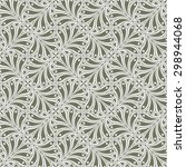 seamless floral background.... | Shutterstock .eps vector #298944068
