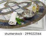 turkish hamam  baths | Shutterstock . vector #299022566
