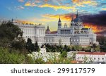 Madrid   Almudena Cathedral And ...