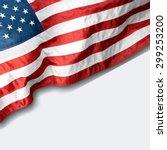 day  memorial  background. | Shutterstock . vector #299253200