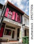 singapore   circa february ... | Shutterstock . vector #299277056