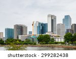 frankfurt am main  germany  ... | Shutterstock . vector #299282438