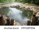 Spring Hot Water Nature...