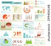 detail info graphic vector... | Shutterstock .eps vector #299404148