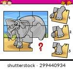 cartoon vector illustration of...   Shutterstock .eps vector #299440934