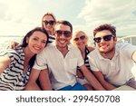 vacation  travel  sea ... | Shutterstock . vector #299450708