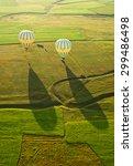 Landing Balloon. Cappadocia Is...