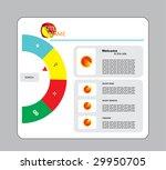 vector web template   Shutterstock .eps vector #29950705