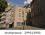 views of the historic center of ... | Shutterstock . vector #299513900