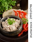 Small photo of Tuna and smoked quark cheese paste for sandwich