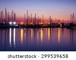 Harbor In The Evening ...