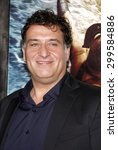 """Small photo of Noam Murro at the Los Angeles premiere of """"300: Rise Of An Empire"""" held at the TCL Chinese Theatre in Los Angeles, United States, 040314."""