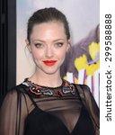 amanda seyfried at the los... | Shutterstock . vector #299588888