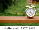 time | Shutterstock . vector #299612678