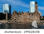 Stock photo toronto canada july toronto s old city hall architect edward james lennox was 299628158